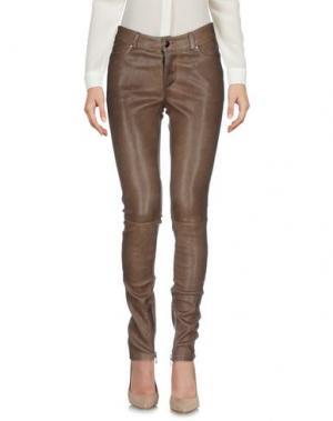 Повседневные брюки SLY010. Цвет: какао
