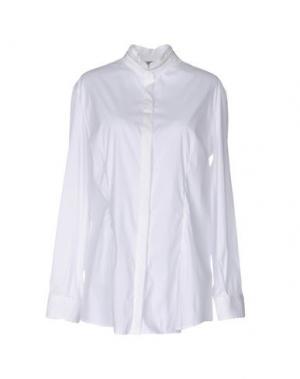 Pубашка LA FILERIA. Цвет: белый