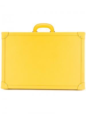 Чемодан для солнцезащитных очков Family Affair. Цвет: жёлтый и оранжевый