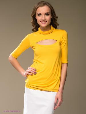 Водолазка DOCTOR E. Цвет: желтый