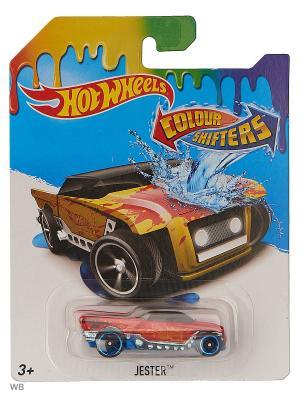 Машинки, изменяющие цвет Hot Wheels. Цвет: красный