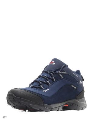 Ботинки AMPHIBIA EDITEX. Цвет: синий