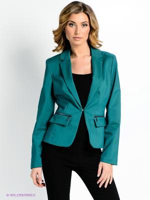 Пиджак Oltre. Цвет: зеленый