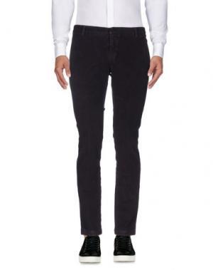 Повседневные брюки MICHAEL COAL. Цвет: розовато-лиловый