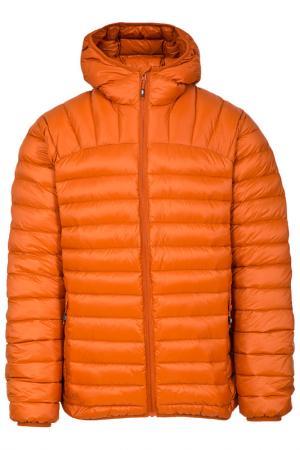 Куртка Trespass. Цвет: оранжевый
