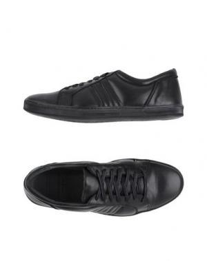 Низкие кеды и кроссовки FLORIAN DENICOURT. Цвет: черный