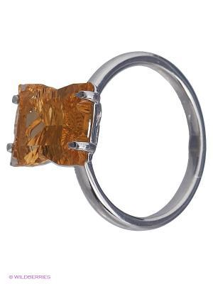 Кольцо FRESH Jewelry. Цвет: серебристый