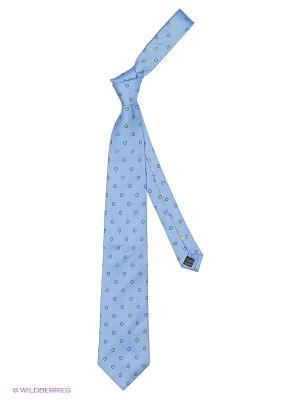 Галстук UNGARO. Цвет: голубой