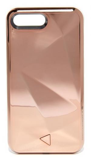 Чехол для iPhone 7 Plus со светящейся рамкой селфи Rebecca Minkoff