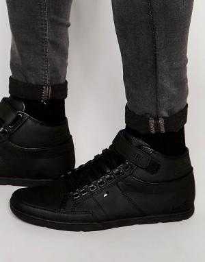 Boxfresh Высокие кроссовки Swapp. Цвет: черный