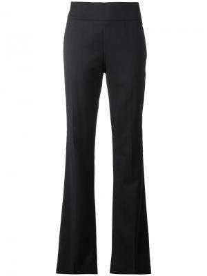 Классические брюки со складками Iro. Цвет: чёрный