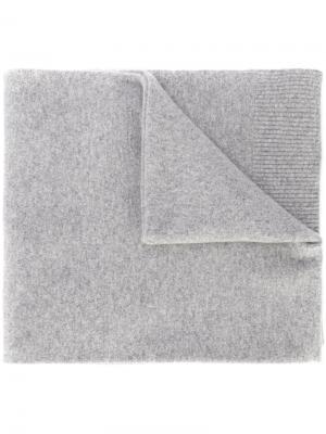 Шарф No.7 Extreme Cashmere. Цвет: серый