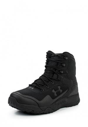 Ботинки Under Armour. Цвет: черный