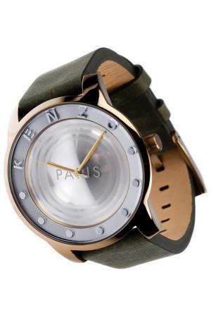 Наручные часы Kenzo. Цвет: silver