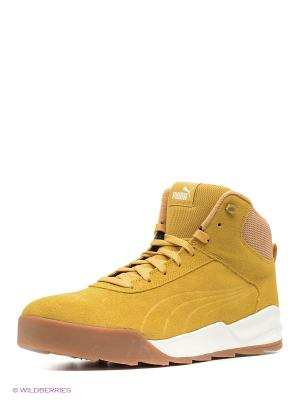Ботинки Desierto Sneaker Puma. Цвет: бежевый