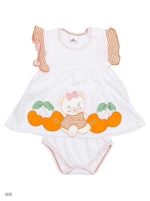 Платье-боди Babycollection