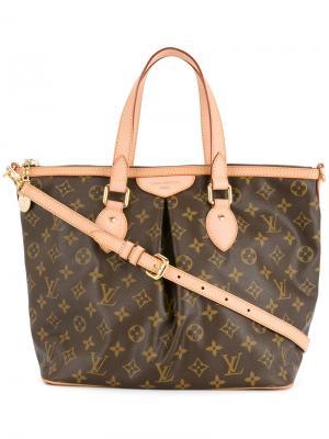 Сумка на плечо Palermo Louis Vuitton Vintage. Цвет: коричневый
