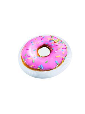 Фрисби Spinning Donut Donkey. Цвет: розовый