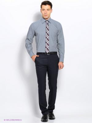 Рубашка Conti Uomo. Цвет: темно-серый