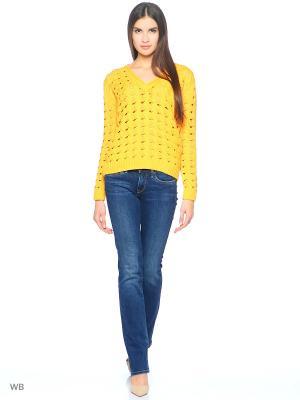 Пуловер PEPE JEANS LONDON. Цвет: желтый