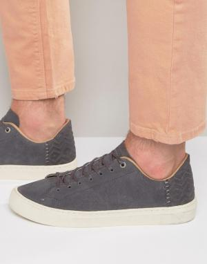 Toms Замшевые кроссовки Lenox. Цвет: серый