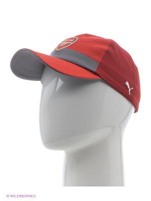 Бейсболка AFC Performance Cap Puma. Цвет: красный