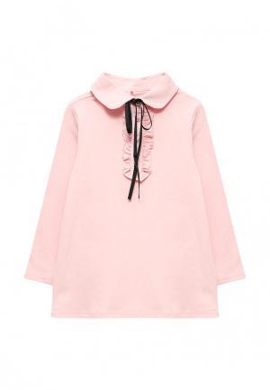 Блуза Acoola. Цвет: розовый
