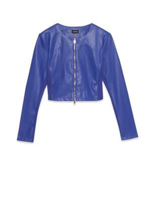 Куртка Oltre. Цвет: синий