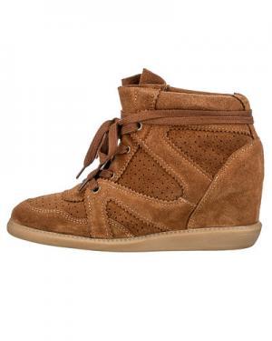 Ботинки Pavement. Цвет: коричневый