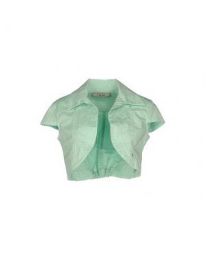 Пиджак FLY GIRL. Цвет: светло-зеленый