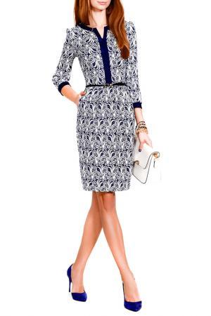 Платье FRANCESCA LUCINI. Цвет: кружевной