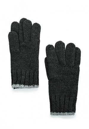 Перчатки Mango Man. Цвет: серый