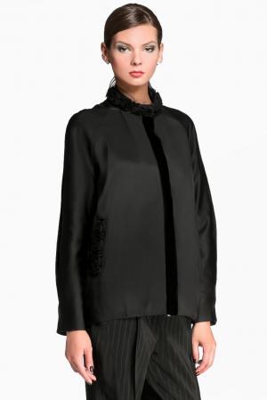 Куртка 119300 Iya Yots. Цвет: черный