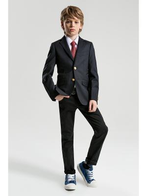 Пиджак DEPARY. Цвет: темно-синий