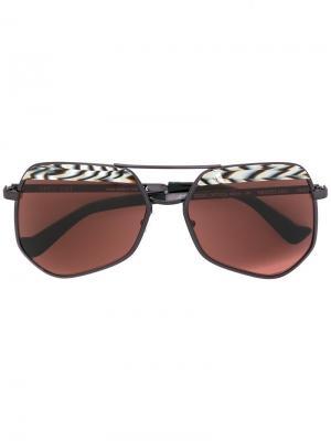 Солнцезащитные очки Hexcelled Grey Ant. Цвет: телесный