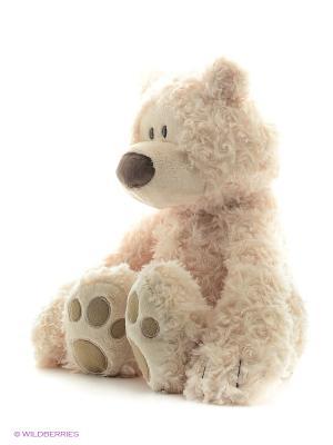 Игрушка мягкая (Philbin Bear Large, 46,5 см). Gund. Цвет: бежевый