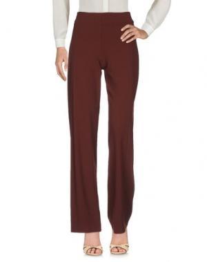 Повседневные брюки F.IT. Цвет: какао