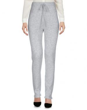 Повседневные брюки ORA. Цвет: светло-серый