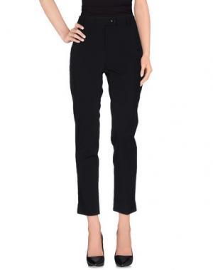 Повседневные брюки PIU' &. Цвет: темно-синий
