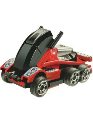 Конструктор MotoBlock Машинка красная - Гоночная S Склад Уникальных Товаров. Цвет: красный