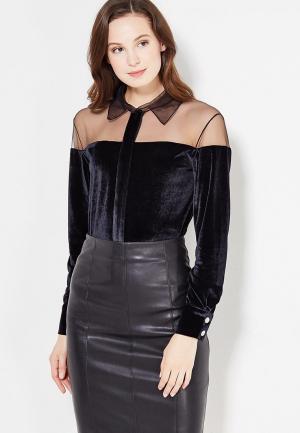Блуза SK House. Цвет: черный
