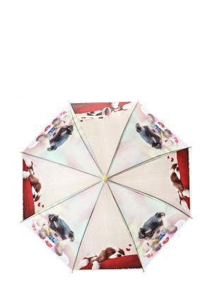 Зонт-трость Modis. Цвет: бежевый