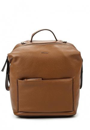 Рюкзак Furla. Цвет: коричневый