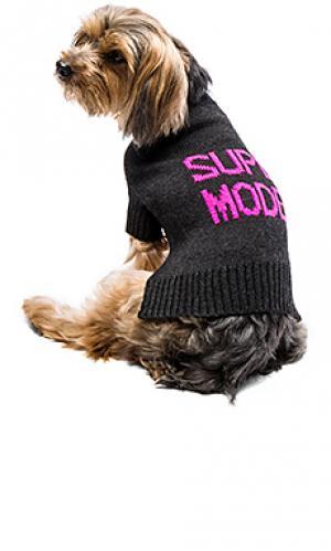 Свитер для собаки skull 360 Sweater. Цвет: уголь