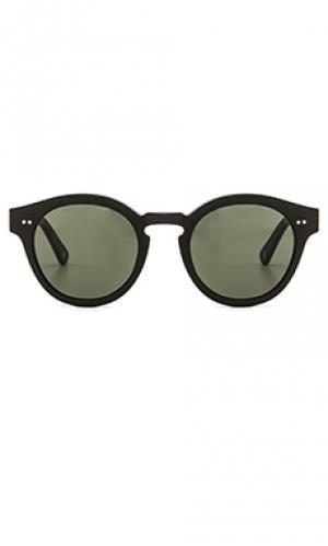 Солнцезащитные очки abbesses Ahlem. Цвет: черный