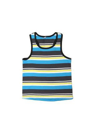 Майка LAVIDO. Цвет: серый, голубой, желтый, белый