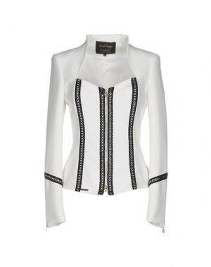 Пиджак BABYLON. Цвет: белый