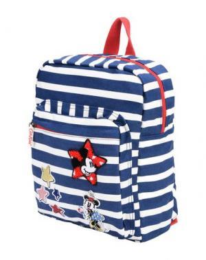 Рюкзаки и сумки на пояс CATH KIDSTON x DISNEY. Цвет: темно-синий