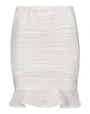 Мини-юбка OPENING CEREMONY. Цвет: белый