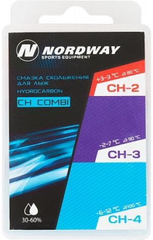Набор лыжный: мазь для лыж , 3 шт. Nordway